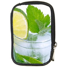Cold Drink Lime Drink Cocktail Compact Camera Cases