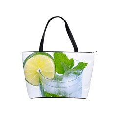 Cold Drink Lime Drink Cocktail Shoulder Handbags