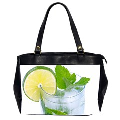 Cold Drink Lime Drink Cocktail Office Handbags (2 Sides)