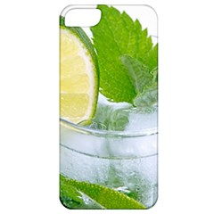 Cold Drink Lime Drink Cocktail Apple Iphone 5 Classic Hardshell Case