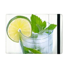 Cold Drink Lime Drink Cocktail Apple Ipad Mini Flip Case