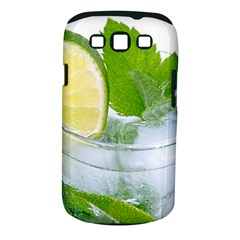 Cold Drink Lime Drink Cocktail Samsung Galaxy S Iii Classic Hardshell Case (pc+silicone)
