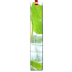 Cold Drink Lime Drink Cocktail Large Book Marks