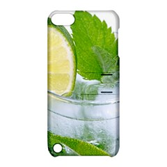 Cold Drink Lime Drink Cocktail Apple Ipod Touch 5 Hardshell Case With Stand