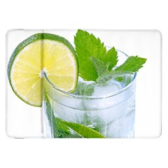 Cold Drink Lime Drink Cocktail Samsung Galaxy Tab 8 9  P7300 Flip Case