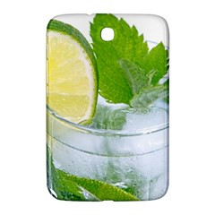 Cold Drink Lime Drink Cocktail Samsung Galaxy Note 8 0 N5100 Hardshell Case
