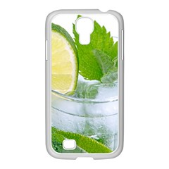 Cold Drink Lime Drink Cocktail Samsung Galaxy S4 I9500/ I9505 Case (white)
