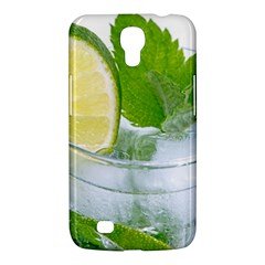 Cold Drink Lime Drink Cocktail Samsung Galaxy Mega 6.3  I9200 Hardshell Case