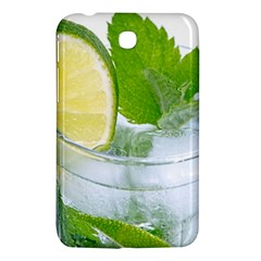 Cold Drink Lime Drink Cocktail Samsung Galaxy Tab 3 (7 ) P3200 Hardshell Case
