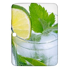 Cold Drink Lime Drink Cocktail Samsung Galaxy Tab 3 (10 1 ) P5200 Hardshell Case