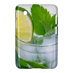Cold Drink Lime Drink Cocktail Samsung Galaxy Tab 2 (7 ) P3100 Hardshell Case