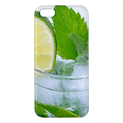 Cold Drink Lime Drink Cocktail Iphone 5s/ Se Premium Hardshell Case