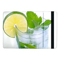 Cold Drink Lime Drink Cocktail Samsung Galaxy Tab Pro 10 1  Flip Case