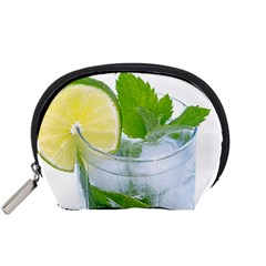 Cold Drink Lime Drink Cocktail Accessory Pouches (small)