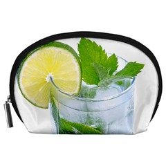 Cold Drink Lime Drink Cocktail Accessory Pouches (large)