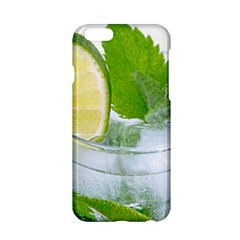 Cold Drink Lime Drink Cocktail Apple Iphone 6/6s Hardshell Case