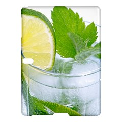 Cold Drink Lime Drink Cocktail Samsung Galaxy Tab S (10 5 ) Hardshell Case