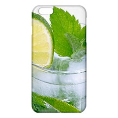 Cold Drink Lime Drink Cocktail Iphone 6 Plus/6s Plus Tpu Case