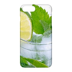 Cold Drink Lime Drink Cocktail Apple Iphone 7 Plus Hardshell Case