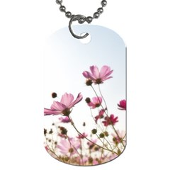 Flowers Plants Korea Nature Dog Tag (two Sides)