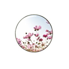 Flowers Plants Korea Nature Hat Clip Ball Marker (4 Pack)