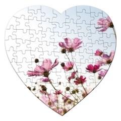 Flowers Plants Korea Nature Jigsaw Puzzle (heart)