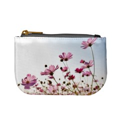 Flowers Plants Korea Nature Mini Coin Purses