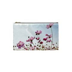 Flowers Plants Korea Nature Cosmetic Bag (small)