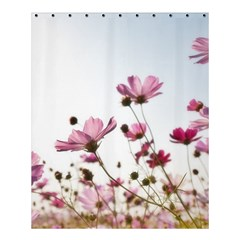Flowers Plants Korea Nature Shower Curtain 60  X 72  (medium)