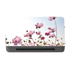 Flowers Plants Korea Nature Memory Card Reader With Cf
