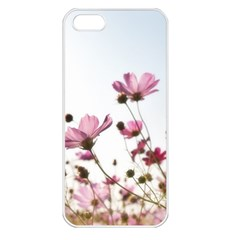 Flowers Plants Korea Nature Apple Iphone 5 Seamless Case (white)