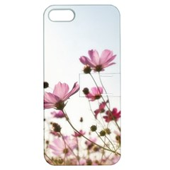 Flowers Plants Korea Nature Apple Iphone 5 Hardshell Case With Stand