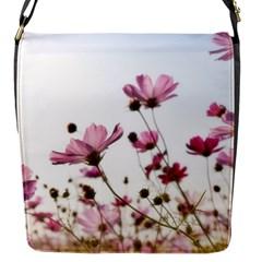 Flowers Plants Korea Nature Flap Messenger Bag (s)