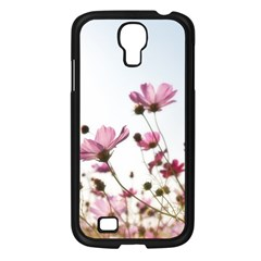 Flowers Plants Korea Nature Samsung Galaxy S4 I9500/ I9505 Case (black)