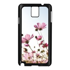Flowers Plants Korea Nature Samsung Galaxy Note 3 N9005 Case (black)