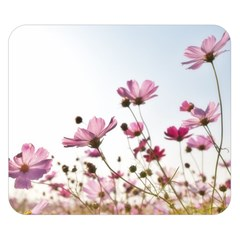 Flowers Plants Korea Nature Double Sided Flano Blanket (small)