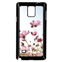 Flowers Plants Korea Nature Samsung Galaxy Note 4 Case (black)