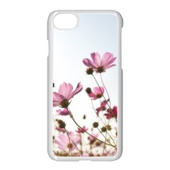 Flowers Plants Korea Nature Apple Iphone 7 Seamless Case (white)