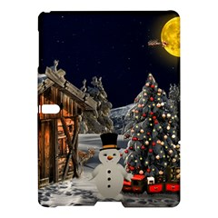 Christmas Landscape Samsung Galaxy Tab S (10 5 ) Hardshell Case