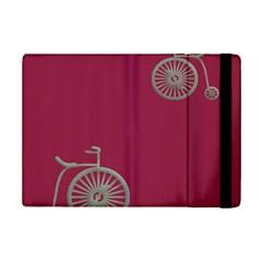 Rose Pink Fushia Ipad Mini 2 Flip Cases