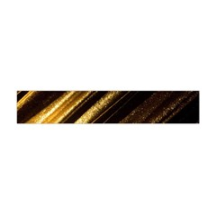 Gold Flano Scarf (Mini)