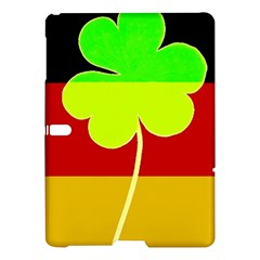 Irish German Germany Ireland Funny St Patrick Flag Samsung Galaxy Tab S (10 5 ) Hardshell Case