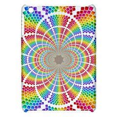 Color Background Structure Lines Apple Ipad Mini Hardshell Case
