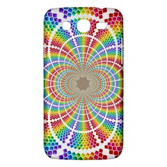 Color Background Structure Lines Samsung Galaxy Mega 5 8 I9152 Hardshell Case