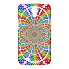 Color Background Structure Lines Samsung Galaxy Mega 6 3  I9200 Hardshell Case