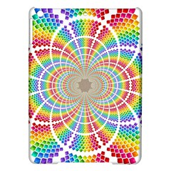 Color Background Structure Lines Ipad Air Hardshell Cases