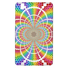 Color Background Structure Lines Samsung Galaxy Tab Pro 8 4 Hardshell Case