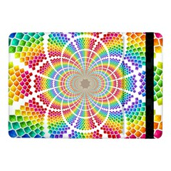 Color Background Structure Lines Samsung Galaxy Tab Pro 10 1  Flip Case