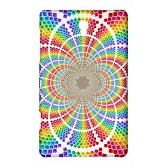 Color Background Structure Lines Samsung Galaxy Tab S (8 4 ) Hardshell Case