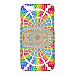 Color Background Structure Lines iPhone 6/6S TPU Case